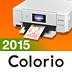 スマホでカラリオ年賀 2015 for iPad